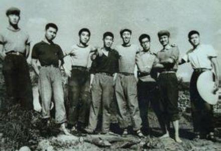 知青回忆在山上搭建蓄水池:一天下来人都快累散架了图片