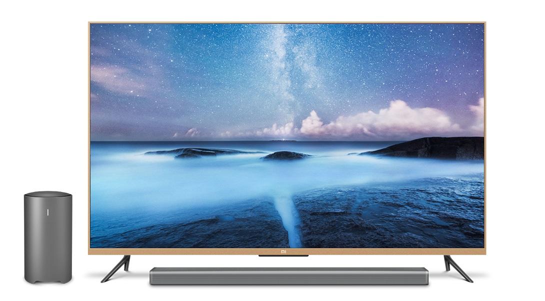 小米发布全系智能新品:55寸小米电视2亮相|小