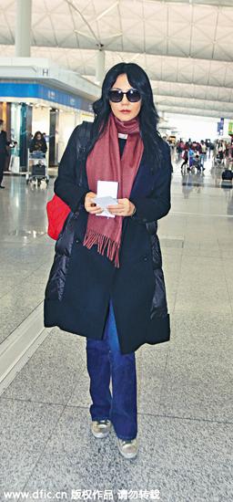 王菲46岁恋爱怀孕惹恼了谁?