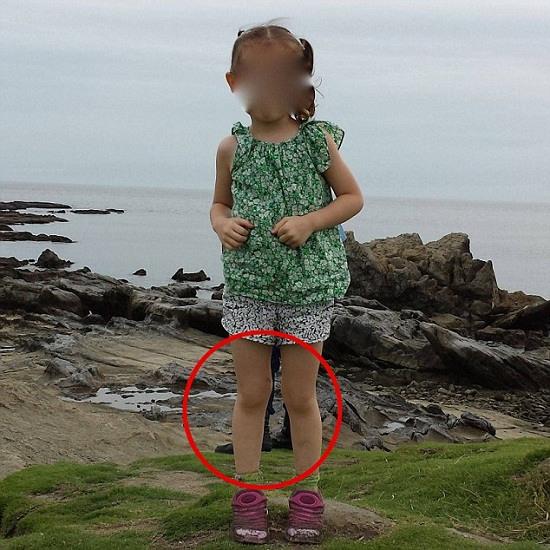 女孩拍照惊现大脚无头鬼 佛教揭秘灵魂与鬼真相(图)