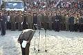 美拍到疑似朝鲜处决高官画面 动用高射炮