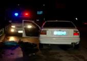监控:湖北女司机蹭到路人挨骂 男友下车当场被杀
