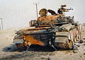 中国造坦克成美军活靶子 击毁画面全球播放