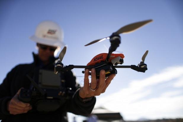 FAA 正在研究如何使商用无人机在城市飞行