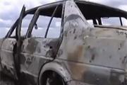 黑龙江一村支书杀村长后自焚 路人拍下现场视频