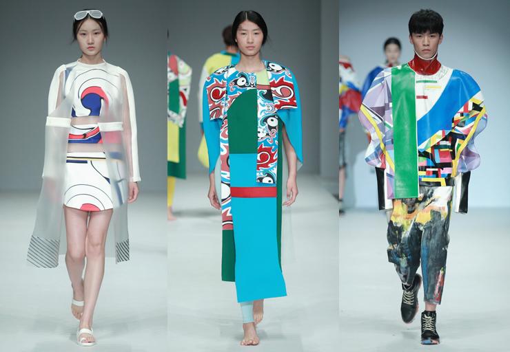 2014中国国际大学生时装周图片