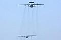 中国特种军机集体出动 或部署南海震慑美国