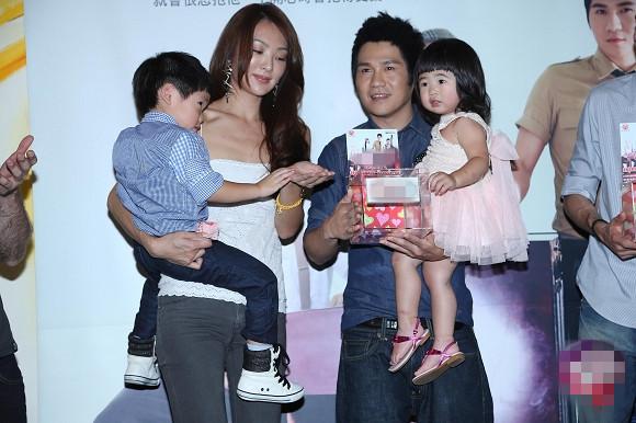曹格因吴镇宇儿子受伤遭网友围攻 妻子呼唤理智