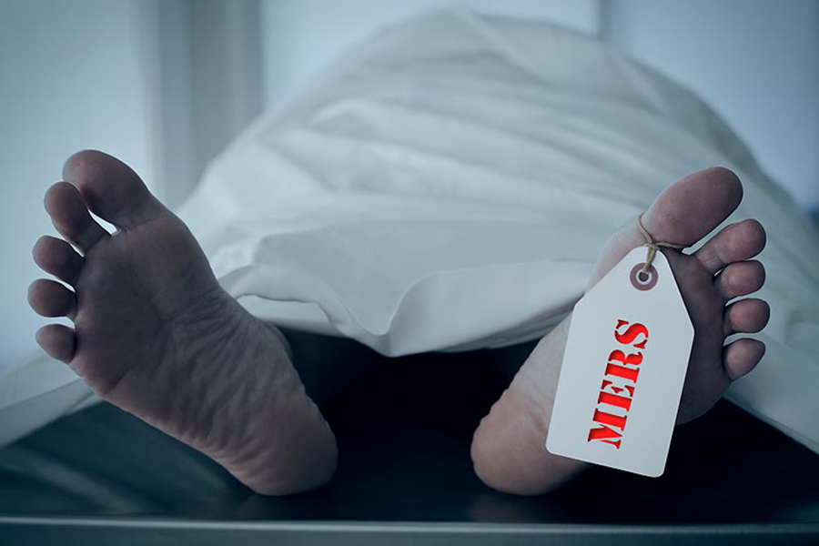 著名呼吸道疾病专家钟南山院士提醒大家提高警惕,MERS病毒引起的病死率很高,达40%,而SARS病毒的死亡率只有10%。