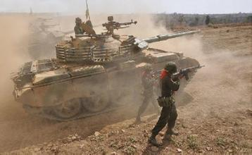传缅甸军队闯边境遭中方武警驱赶