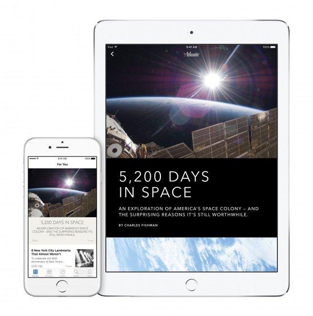 苹果发布编辑人员招聘广告 将为News应用组织内容