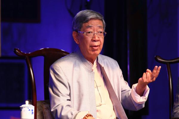 许嘉璐:中国崛起需要文化复兴