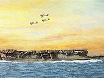 短命的倒霉蛋:日本信浓号航母