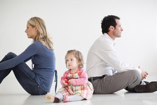 离婚到底是怎样伤害孩子的?