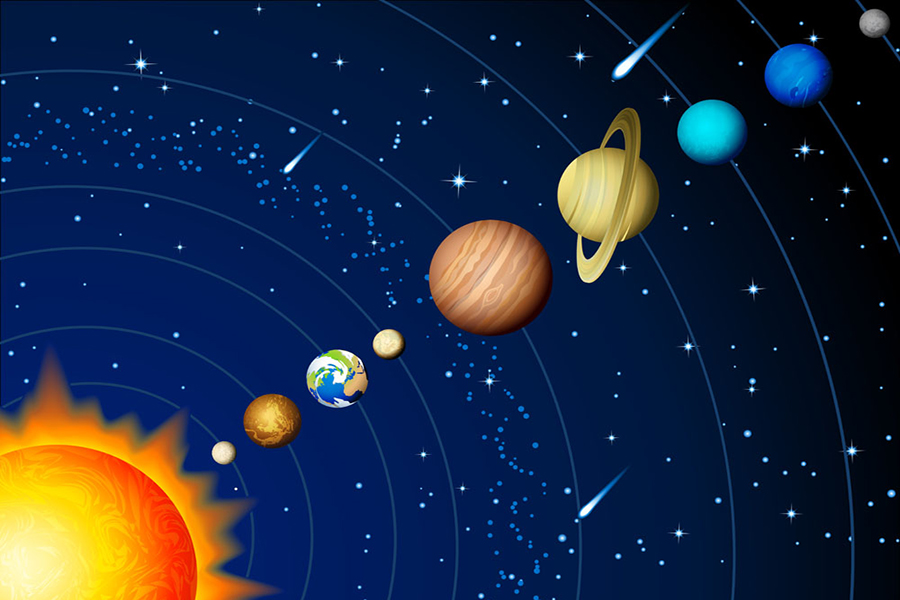"""1977年,科学家们重新确定了它的直径——2700千米,进入80年代之后,科学家们估算的冥王星直径进一步缩小——2400千米,大幅小于月球的3475千米。对于冥王星的直径逐年""""缩水""""的事实,有科学家调侃再这么下去冥王系就要""""消失""""了。"""