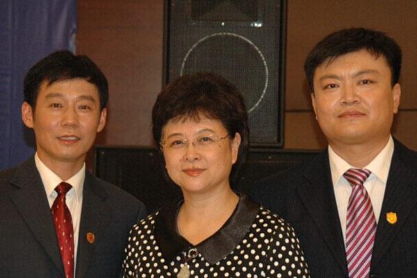 回国后创办《今日说法》节目.肖晓琳担任着《今日说法》的主持