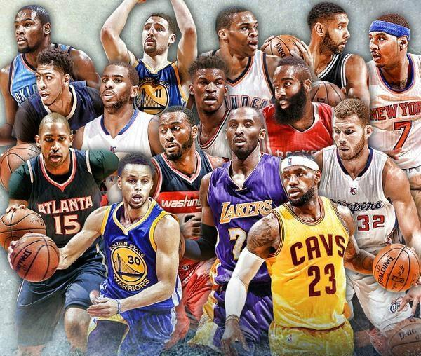 送上福利!NBA新赛季最不能错过的比赛完全名