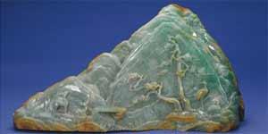 故宫博物馆收藏的绝世翡翠