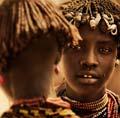 埃塞俄比亚部族生活