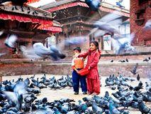 发现尼泊尔之加德满都