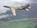 中国战机群巡东海
