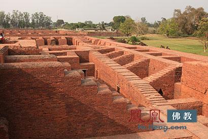古印度智慧之城--那烂陀寺