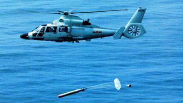 曝中国海军反潜战力暴涨 已列装火箭助飞鱼雷