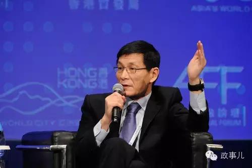朱镕基之子朱云来谈股市:哪个国家半年涨一倍我告诉你