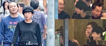 [明星爆料]陈奕迅带老婆兜风过冬至 与路人热聊(图)