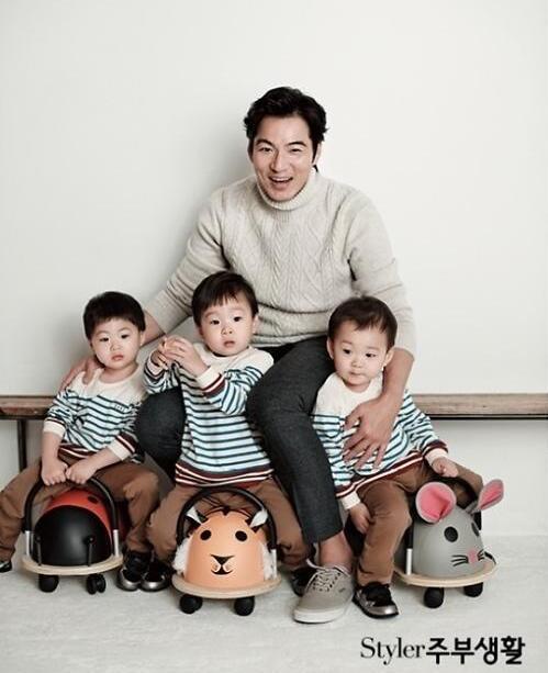 [明星爆料]韩国最萌三胞胎超吸金 露脸一年半赚千万