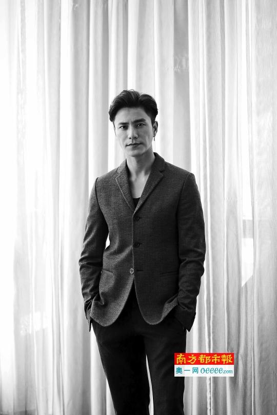 [明星爆料]陈坤自嘲过气网红:寻龙诀开启表演高峰