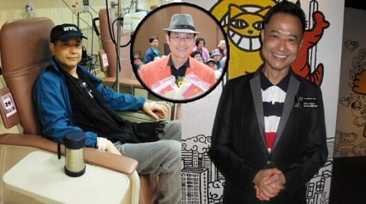 [明星爆料]邝佐辉的器官将捐赠 好友:给大学作研究之用