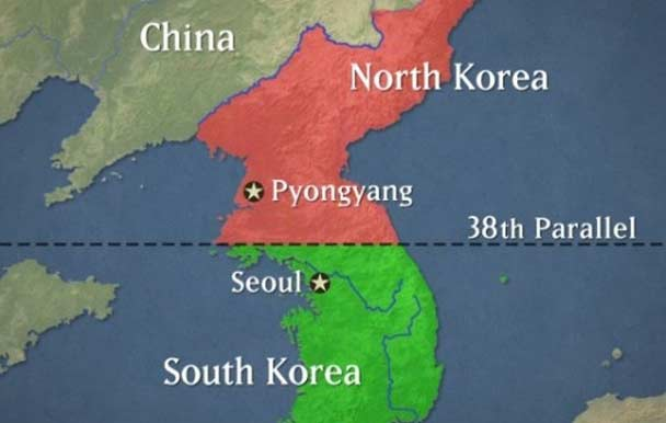 三个月来,东北亚局势风云莫测,各相关方在这一地区的博弈引人注目.图片