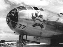 杜鲁门曾欲用原子弹轰炸朝鲜半岛
