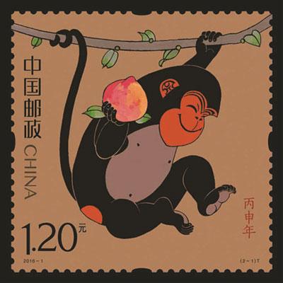 猴头简笔画彩色
