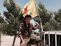 华人小伙赴叙利亚抗击ISIS