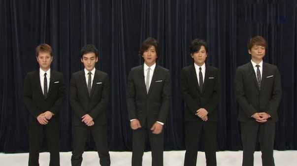 [明星爆料]SMAP道歉会后是非不断 木村拓哉与四人关系恶化