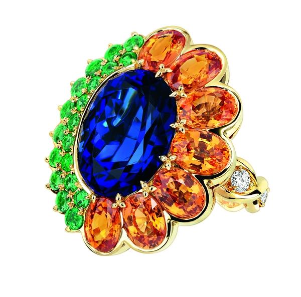 Dior高级珠宝及高级腕表Granville (格兰维尔)系列