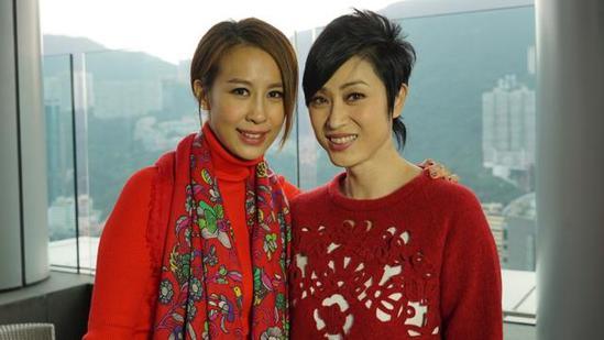 [明星爆料]陈法蓉自曝当年参加选美原因:以为患癌症