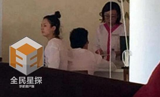 [明星爆料]赵丽颖被曝与高富帅游马尔代夫 两人疑订婚
