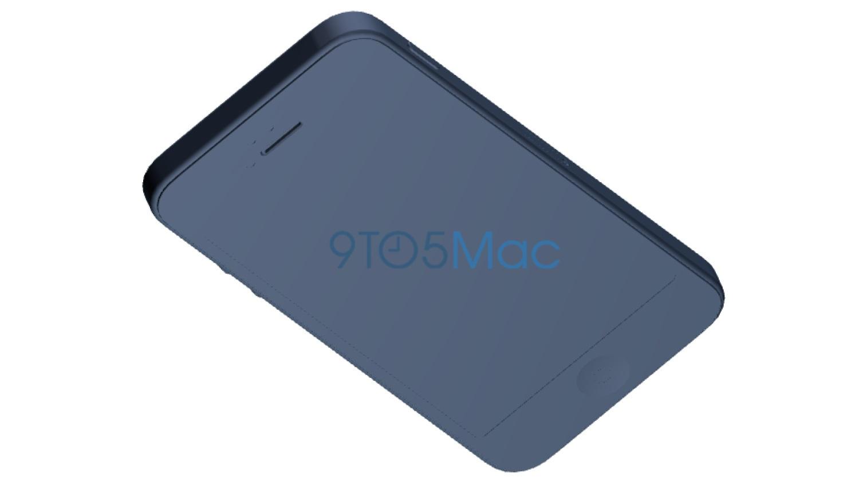 传iPhone 5se与5s外观基本一样 电源键位置改变