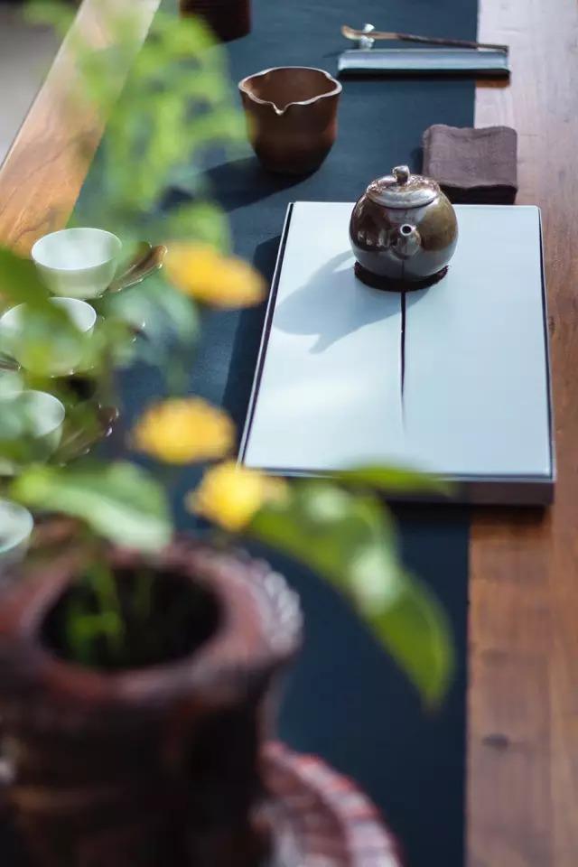 传承者丨好茶 需有手作美器来作配