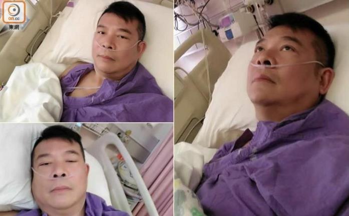 [明星爆料]亚视男演员主动脉撕裂 入院治疗错失解散大合照