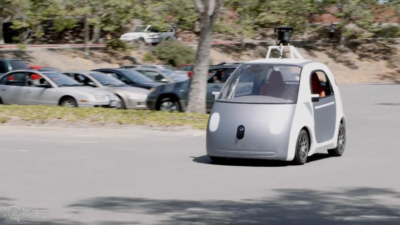 原标题:无人驾驶   汽车   大难题人工智能同人的差距显著高清图片