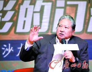 [明星爆料]洪金宝自曝不会轻易退休:150岁再退休