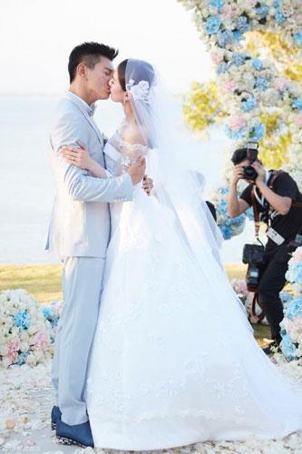 [明星爆料]吴奇隆的事业发展史 婚礼上宾客全是见证人