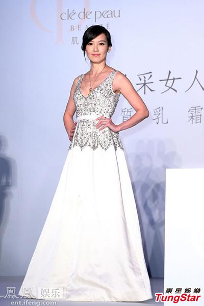 [明星爆料]林熙蕾42岁为何还这么美?自曝保养之道