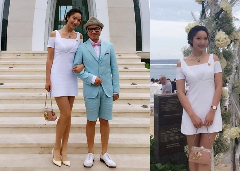"""[明星爆料]王祖蓝再晒与李亚男""""婚照"""" 这是又结婚了吗?"""