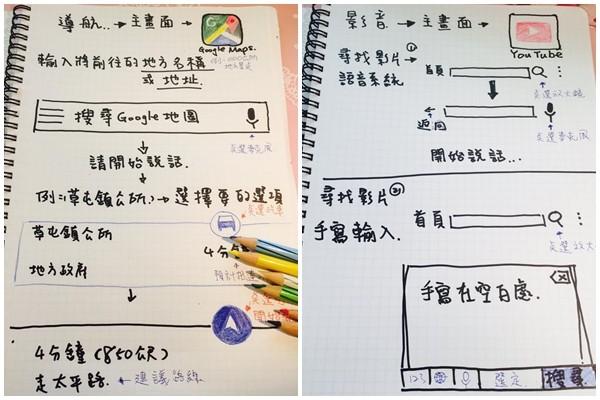 """女儿手绘""""使用手册""""(图)"""