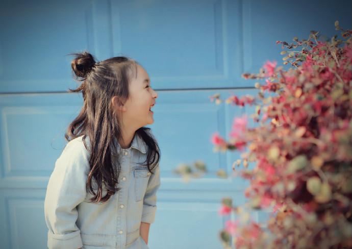 """""""小芈月""""刘楚恬7岁,大眼水灵好可爱!"""